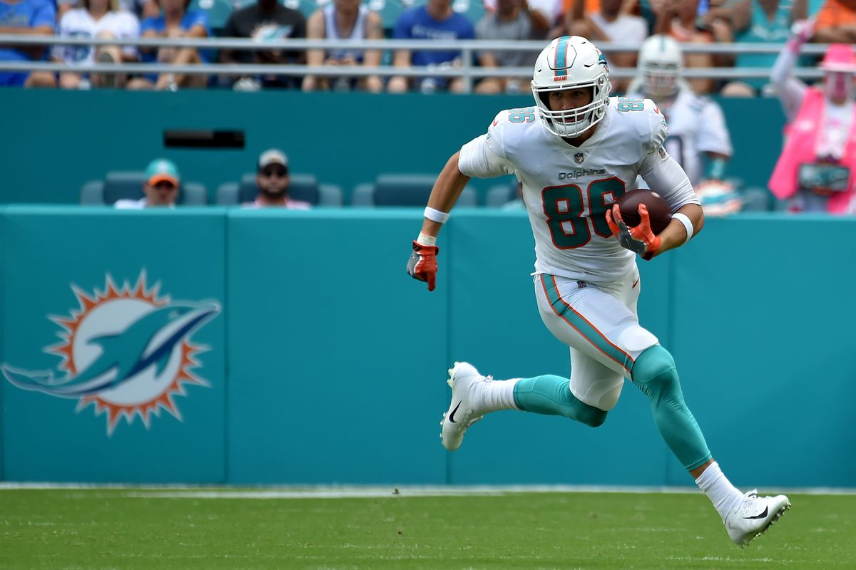 Dolphins Tight End